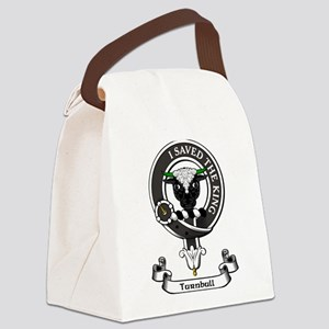 Badge-Turnbull [Know] Canvas Lunch Bag